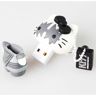 flash disc USB 8GB (prívesok) KISS - HELLO KITTY - The Spaceman, HELLO KITTY, Kiss