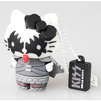flash disc USB 8GB (prívesok) KISS - HELLO KITTY - The Demon - 23993