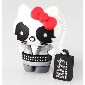 flash disc USB 8GB (prívesok) KISS - HELLO KITTY - The Catman, HELLO KITTY, Kiss