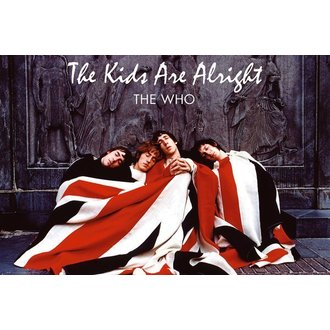plagát The Who - The Kids Are Alright - LP1650
