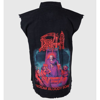 vesta pánska Death - Scream Bloody Gore - RAZAMATAZ, RAZAMATAZ, Death