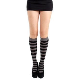 podkolienky PAMELA MANN - Twickers Knee High - Dark Grey - 061