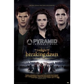 plagát Twilight - Breaking Dawn - PYRAMID POSTERS - PP32990