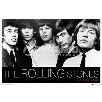 plagát Rolling Stones - Out Of Our Heads - PYRAMID POSTERS, PYRAMID POSTERS, Rolling Stones