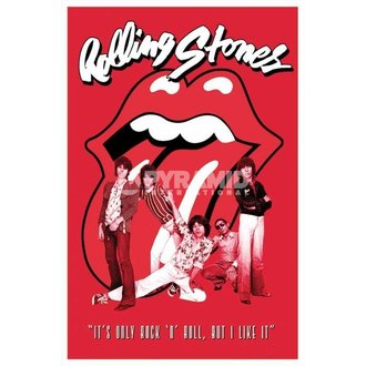 plagát Rolling Stones - It´s Only Rock N Roll - PYRAMID POSTERS - PP33210