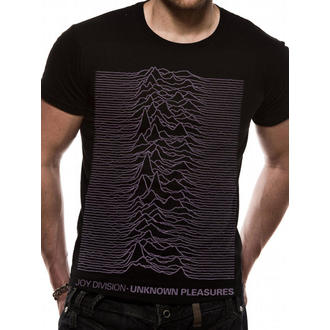 tričko pánske Joy Division - Oversized Placement - LIVE NATION - PE10344TSB