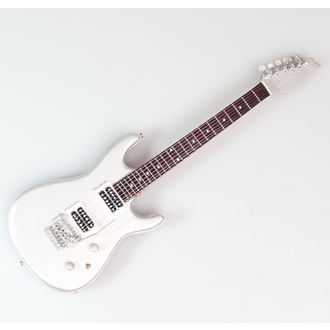 gitara Joe Satriani - Silver - MINI GUITAR USA - JS Silver