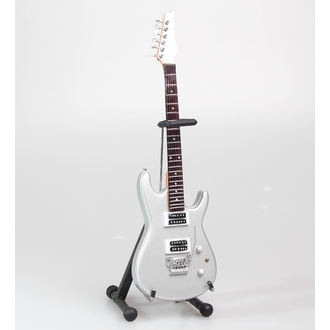 gitara Joe Satriani - Silver - MINI GUITAR USA
