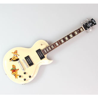 gitara Sex Pistols - Seve Jones - MINI GUITAR USA - ST JON