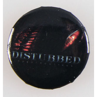 odznaky Disturbed - Indestruct 5 Btn - BRAVADO