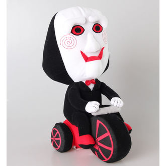 plyšová hračka Saw - Billy The Puppet & Tricycle