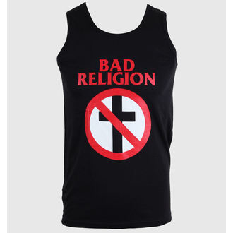 tielko pánske Bad Religion - Cross Buster - Black - KINGS ROAD - 00565
