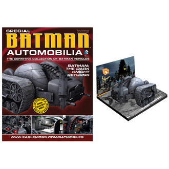 dekorácia , automobil Batman - The Dark Knight - Special Tank, NNM, Batman