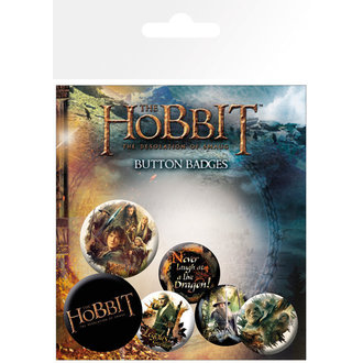 odznaky The Hobit - Desolation of Smaug - BP0503