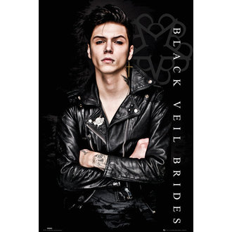 plagát Black Veil Brides - Andy Solo - GB posters - LP1791