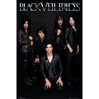 plagát Black Veil Brides - Band - GB posters - LP1777