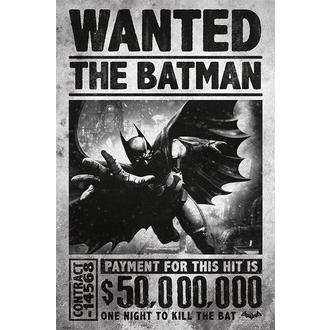 plagát Batman - Arkham Origins (Wanted) - PYRAMID POSTERS - PP33251