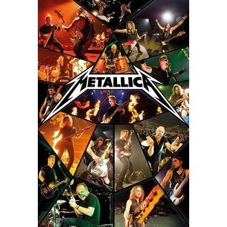 plagát Metallica - Live - PYRAMID POSTERS - PP33254