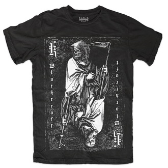 tričko pánske BLACK CRAFT - Death To Gods - Black - MT088DS