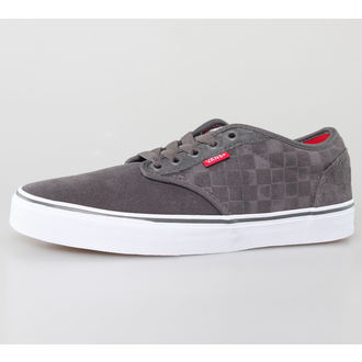 topánky VANS - M Atwood - Suede Checker - VXB0DYB