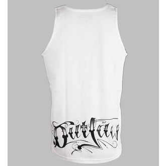 tielko pánske Outlaw Threadz - Tattoo - White