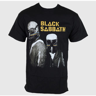 tričko pánske Black Sabbath - Never Say Die - Black - BRAVADO - 1074
