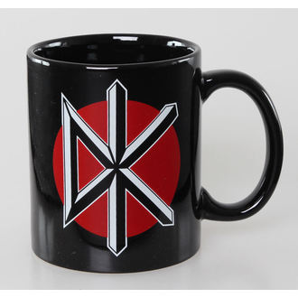 hrnček Dead Kennedys - Logo - Black ROCK OFF - DKMUG01