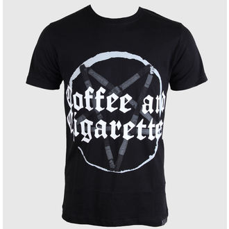 tričko (unisex) KILLSTAR - Coffee - Black