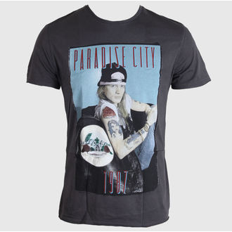 tričko pánske Guns N' Roses - Paradise City - AMPLIFIED - Charcoal - AV306G87