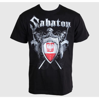 tričko pánske Sabaton - 40:1 Always remember - Black - CARTON, CARTON, Sabaton
