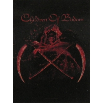 vlajka Children of Bodom - Crossed Scythes - HFL0813