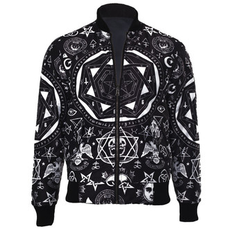 bunda unisex (Bomber) KILLSTAR - Occult Reverse - Black