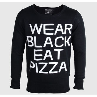 sveter (unisex) Pizza, KILLSTAR