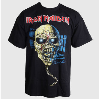 tričko pánske Iron Maiden - Piece of Mind Skull - ROCK OFF - IMTEE36