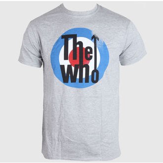 tričko pánske The Who - Target - Grey - LIVE NATION, LIVE NATION, Who