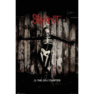 plagát Slipknot - The Gray Chapter - GB Posters - LP1869