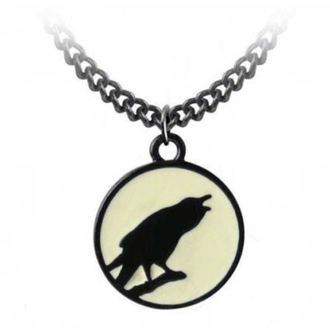 obojok ALCHEMY GOTHIC - Caw At The Moon - P735