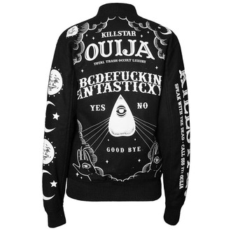 bunda pánska KILLSTAR - Ouija Wool - Black