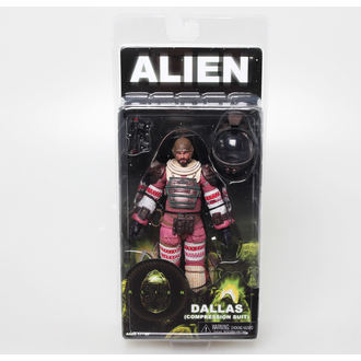 figúrka ALIEN - DALLAS - Compression Suit, NECA, Alien - Vetřelec