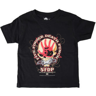 tričko detské Five Finger Death Punch - Knucklehead - Black - Metal-Kids, Metal-Kids, Five Finger Death Punch