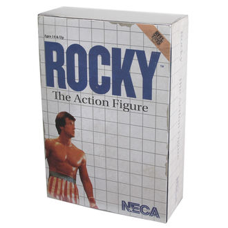 figúrka Rocky - 1987 Video Game, NECA