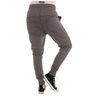 nohavice unisex (tepláky) 3RDAND56th - Carrot Fit Jogger - Anthrax, 3RDAND56th