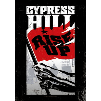 vlajka Cypress Hill - Rise Up - HFL1077