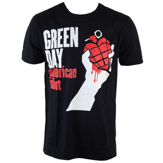 tričko pánske Green Day - American Idiot - ROCK OFF - GDTS12MB