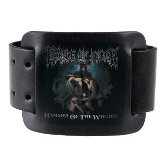 náramok Cradle of Filth - Hammer Of The Witches - RAZAMATAZ - LW033