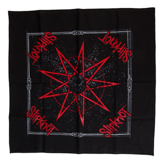 šatka Slipknot - Nine Pointed Star - RAZAMATAZ - B042