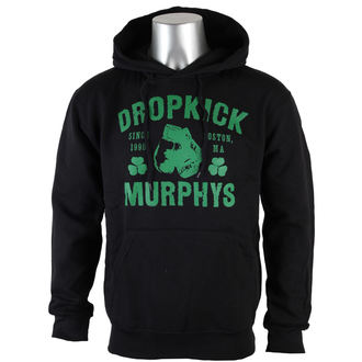 mikina pánska Dropkick Murphys - Boxing Gloves - Black - KINGS ROAD, KINGS ROAD, Dropkick Murphys