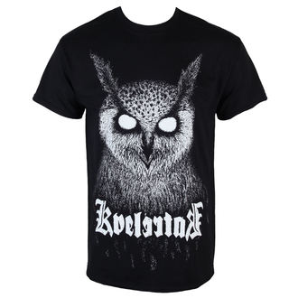 tričko pánske KINGS ROAD - Kvelertak - Barletta Owl - Black - KINGS ROAD, KINGS ROAD, Kvelertak