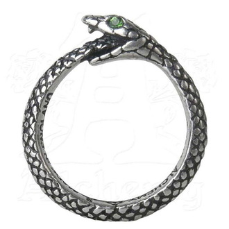 prsteň ALCHEMY GOTHIC - The Sophia Serpent - R206
