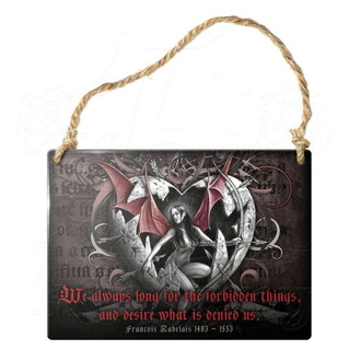ceduľka ALCHEMY GOTHIC - Forbidden Things, ALCHEMY GOTHIC